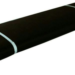 5 YARDS OF BLACK FABRIC TULLE
