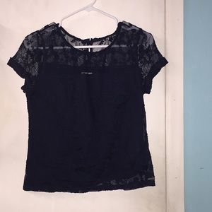Hollister - Lace Top