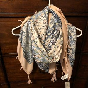 Maurices Triangle Scarf - Multi Color