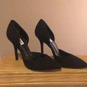 Steve Madden Black D'Orsay size 8 New Heels