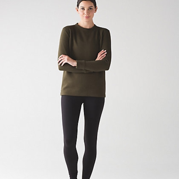 41% off lululemon athletica Sweaters - Lululemon Yes Fleece ...
