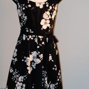 White House Black Market - Floral Dress
