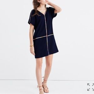 Madewell embroidered easy dress NWT Soldout