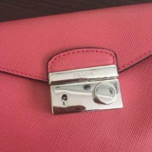 8694c840b17f Prada Bags | Saffiano Lux Tamaris Mini Bag | Poshmark