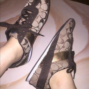 Coach Shoes Designer