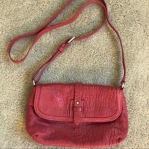 Cole Haan Genuine Leather Crossbody Bag / Purse