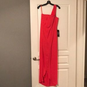 New! BCBG Red Dress