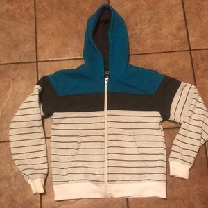 Point Zero Zipper Hoodie