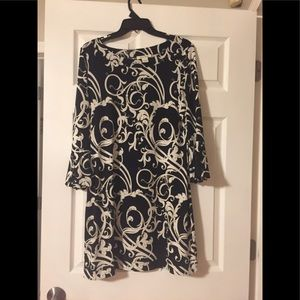White House Black Market tunic dress