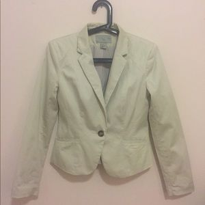 H&M one button Blazer!