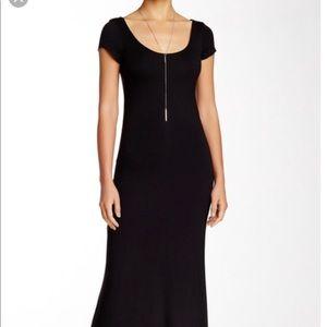 """Black dress by """"Velvet Touch"""" medium"""