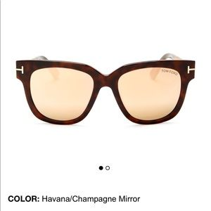 Tom Ford Havana sunglasses