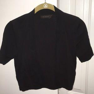 The Limited short sleeve bolero