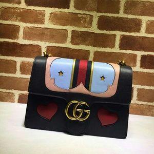 Gucci Marmont Cartoon Shoulder Bag