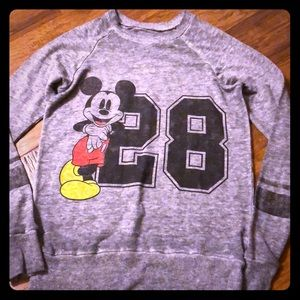 Mickey Mouse long sleeve size XS 💕