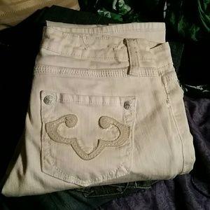 White Rock & republic jeans