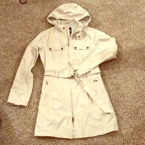 Women's North Face Hyvent DT Trenchcoat