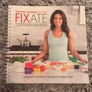 Fixate Cookbook - 21 Day Fix