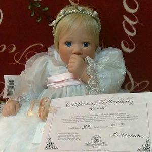 Heavenly Lee Middleton baby