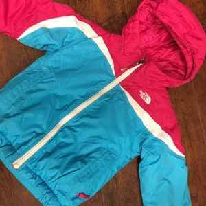 The North Face toddler coat