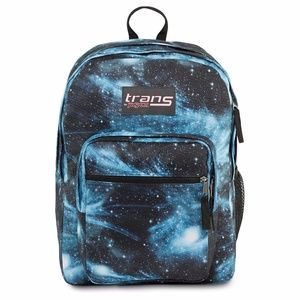 "Trans By JanSport 17"" SuperMax Backpack BLUECOSMOS"