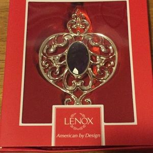 Lenox Ornament