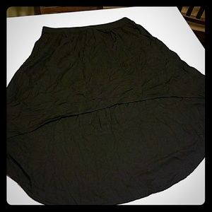 Mossimo Black Skirt