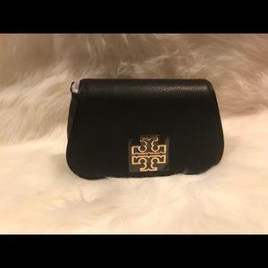 NWT Authentic Tory Burch Britten Mini Bag