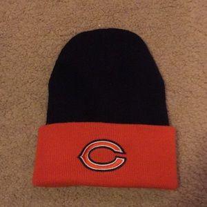 Chicago Bears stocking cap