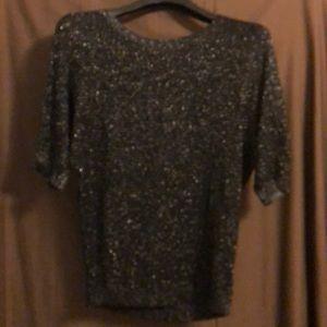 Beautiful Express sz L women's blouse. Worn twice