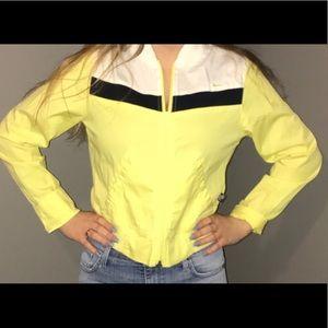 Vintage Nike petite zip up jacket!