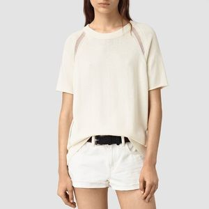 All Saints | NWT Lanta Tee