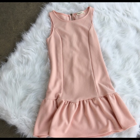 Urban Outfitters Dresses & Skirts - Ginger G- Urban Outfitters Pink Dress