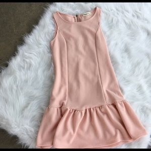 Ginger G- Urban Outfitters Pink Dress
