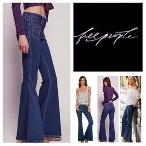 Free People Flare Jeans🆕