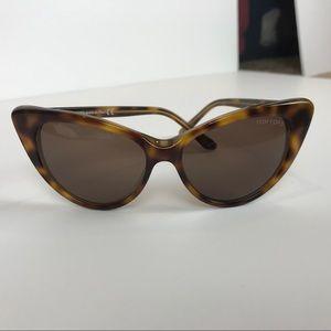 Tom Ford Nikita Sunglasses Tortoiseshell