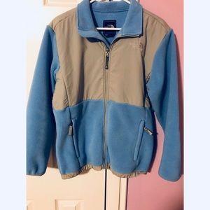 North Face Jacket EUC Girls XL