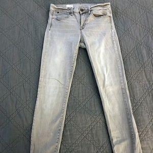 Gap 1969 Women's Legging Jeans Grey Size 30/10