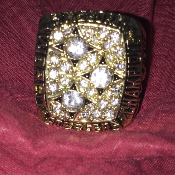 Accessories Pittsburgh Steelers 87 Championship Ring Poshmark