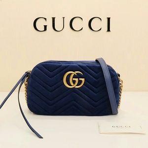 Gucci Marmont GG Handbag