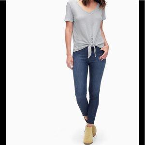 HOST PICK! NWT Splendid skinny ankle zipper 👖! 💙