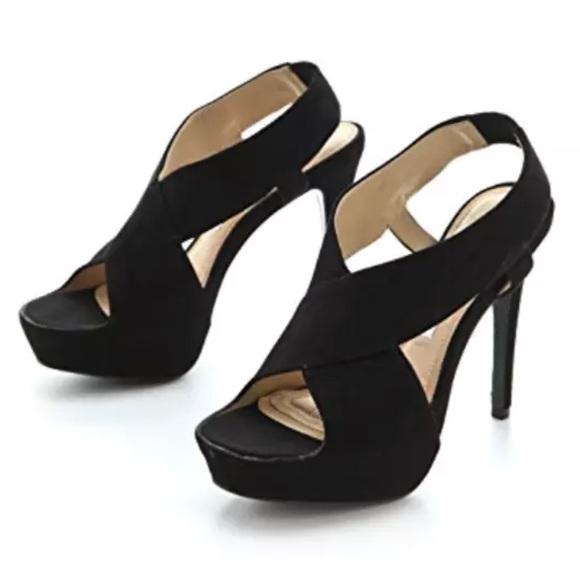 cheap with paypal outlet locations sale online Diane von Furstenberg Platform Slingback Sandals cheap sale for sale MHtmk