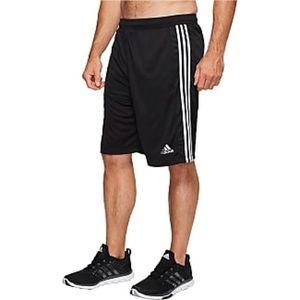 Black Adidas Basketball Shorts