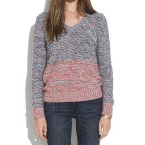 Madewell Spectrum Sweater