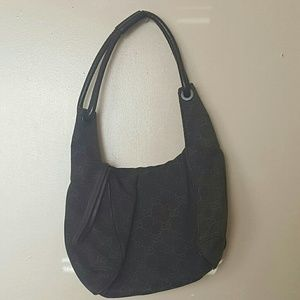 100% authentic small Gucci hobo black friday