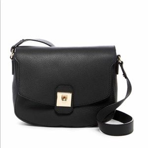 SOLD NWT Furla Jo M Leather Crossbody Bag $368
