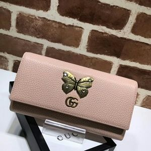 Gucci Marmont Butterfly Clutch