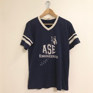 Vintage ASE V-Neck