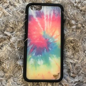 Wildflower Tie Dye IPhone 6/6s Case