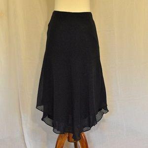B.Republic Size 2 Asymmetrical Skirt